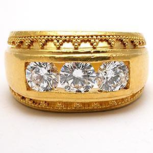 File:Dia761i-mens-three-stone-diamond-ring-22k-gold.jpg