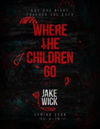 Where the Children Go poster