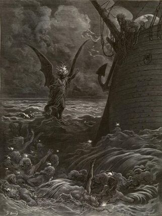 Mariner deathfires