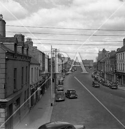 1957-old-pictures-of-Main-Street-Naas-Co-Kildare-Ireland-A373-8453