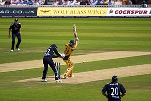 File:Michael Clarke batting at the Oval, 2010.jpg