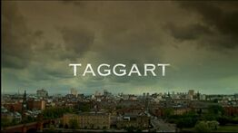 Taggart tv series title card