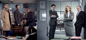 Law and Order UK series seven cast
