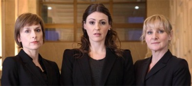 File:The central cast members of Scott & Bailey from left to right DCI Gill Murray, DC Rachel Bailey and DC Janet Scott.jpg