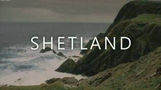 Shetland title card