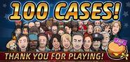 100 Cases