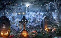 5. Grim Cemetery
