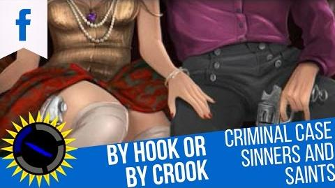 Criminal Case Mysteries of the Past Case 19 Sinners and Saints By Hook or By Crook 1 6