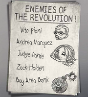 Enemies of the Revolution!