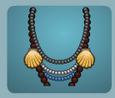 Spring break necklace