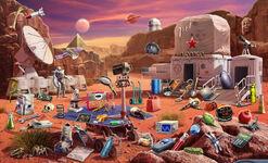 3. Desert Base