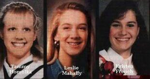 Schoolgirl Victims