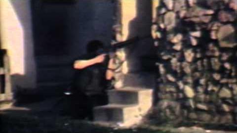 Footage of the SLA-LAPD Shootout