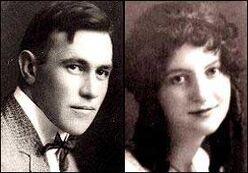 Edmund Sr. and Maude Kemper