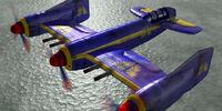 Curtiss-Wright P2 Warhawk