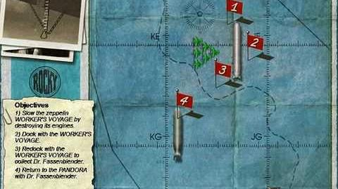 Crimson Skies Briefings - Red Menace