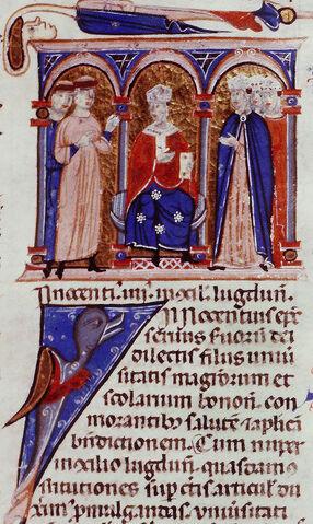 Arquivo:Innocent IV - Council of Lyon - 002r detail.jpg