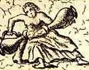Arquivo:Temperantia Papstgrab Bamberg aus Gottfried Henschen u Daniel Papebroch 1747.jpg