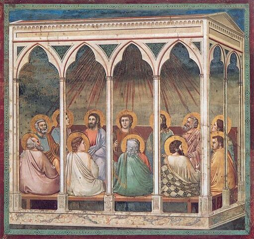 Arquivo:Pentecoste Giotto Padua.jpg