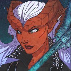 """Image of Zahra Hydris.""}}"