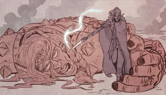 Episode-77-Vax-Kills-Fire-Giant-General-by-Hugo-Cardenas