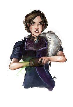 """Image of Delilah Briarwood.""}}"