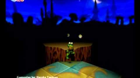 Croc Legend of the Gobbos (PC) - Island 3 Secret 1 (Arabian Heights)