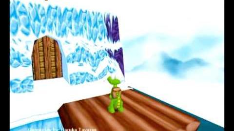 Croc Legend of the Gobbos (PC) - Island 2 Level 3 (Riot Brrrrr)