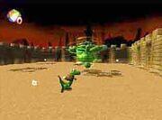 Croc desert2