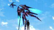 Cross Ange ep 14 Bilkis Destroyer Mode