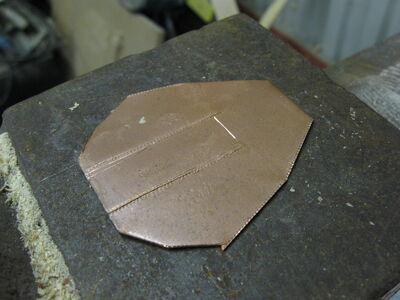 Metal fletching method 1-04