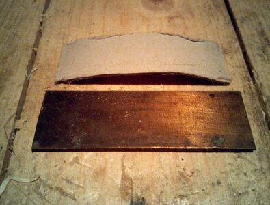 Making nut socket reinforcement - 03