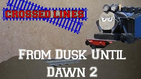 Crossed Lines 3 'From Dusk Until Dawn' 2