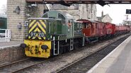 Nene Valley Railway-BR Class 14 0-6-0 Diesel Shunter - Flickr - mick - Lumix
