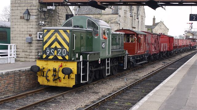 File:Nene Valley Railway-BR Class 14 0-6-0 Diesel Shunter - Flickr - mick - Lumix.jpg