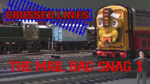 Crossed Lines 6 'The Mail Bag Snag' 1