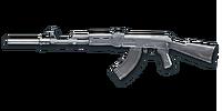 AK47-S Perfect Silver