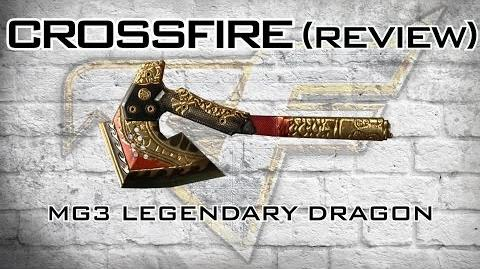 CrossFire - Combat Axe Royal Dragon Review