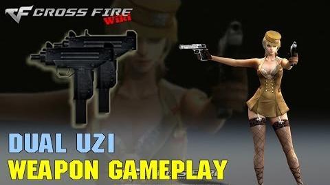 CrossFire - Dual Uzi - Weapon Gameplay