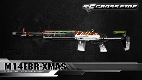 CrossFire Vietnam M14EBR-Xmas ☆