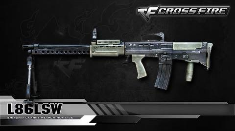CrossFire China L86 LSW ☆