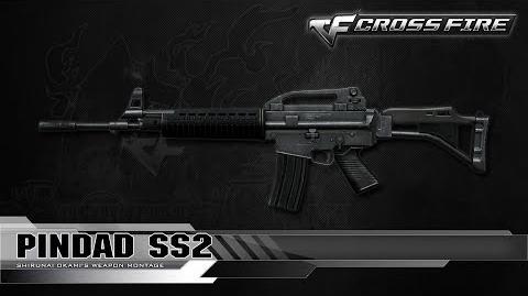 CrossFire China Pindad SS2 ☆