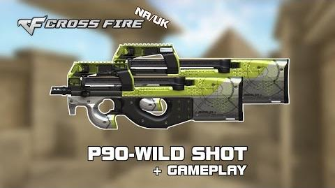 CF NA UK P90-Wild Shot review and ZM3 gameplay by svanced