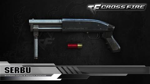 CrossFire Russia - Serbu (Super Shorty) ☆