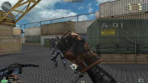 Cross Fire China -- Powered Fist -GamePlay-!