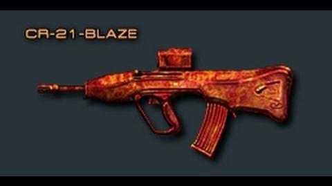Cross Fire China CR-21-Blaze Review!