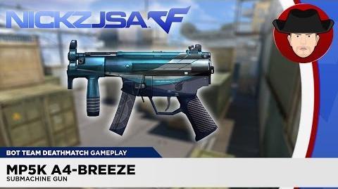 MP5K A4-Breeze CROSSFIRE China 2