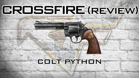 CrossFire Colt Python Review AznBankaii