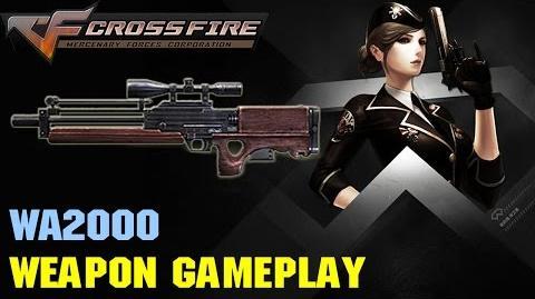 CrossFire VN - WA2000
