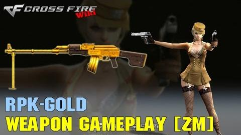 CrossFire - RPK Gold - Weapon Gameplay-0